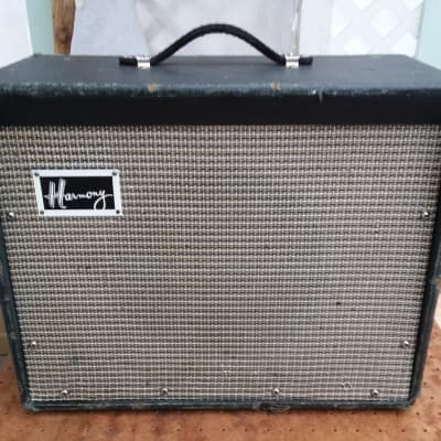 Harmony  H304A  1960 Blue/Gray for sale