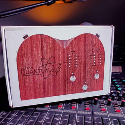 Ortega QUANTUMloop Multi Digital Percussion Stomp Box and Looper LIKE NEW for sale