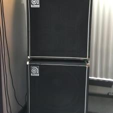 Ampeg SVT350 Bass Head w/Cabs (SVT-410HE and SVT18)