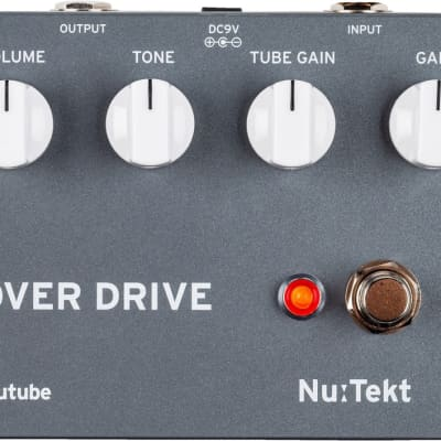 Korg OD-S NuTekt Nutube Overdrive DIY Pedal Kit for sale