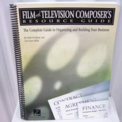 Film and Television Composer's Ressource Guide Book