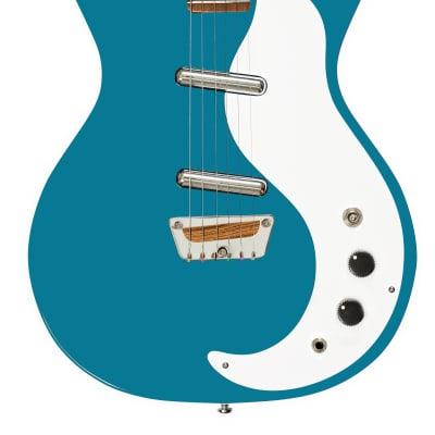 Danelectro Stock 59 Aquamarine Electric Guitar