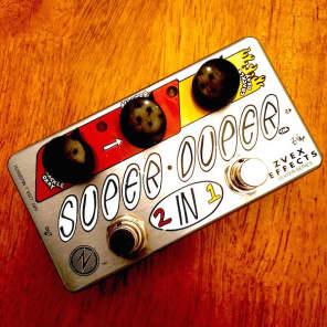 Zvex Super Duper 2 in 1 Vexter