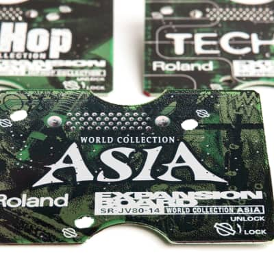 Roland SR-JV80-14 Asia Expansion Board