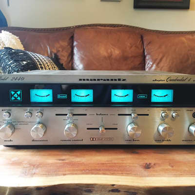 Classic 807 Tube Two Chassis Amplifier Saratoga Output | Reverb