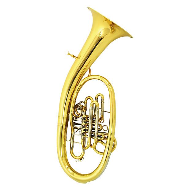 Schiller Elite Wagner Horn Tuba   Reverb