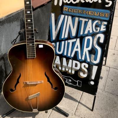 Crafton 73 1951 Sunburst / Chunky neck for sale