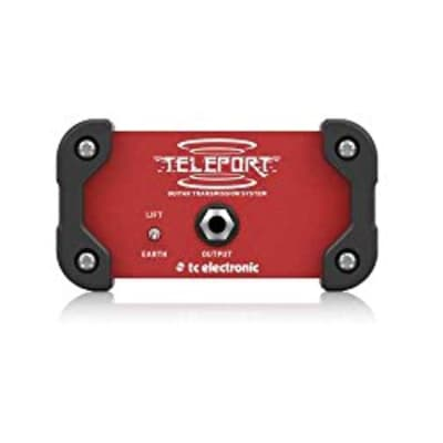 TC Electronic GLR High-Performance Active Guitar Signal Receiver for Long Cable Run Systems for sale