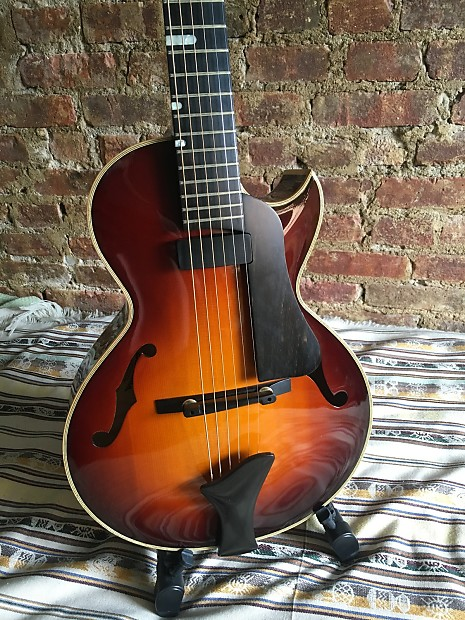 Eastman Ar 145f 13 Quot Archtop Acoustic Electric Jazz Reverb