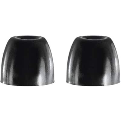 Shure EABKF1-10S Replacement Black Foam Sleeves for SE-Series (Small, 5 Pair)