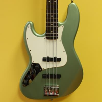 Fender Standard Jazz Bass Lefthanded  2004 EMG Pickups for sale