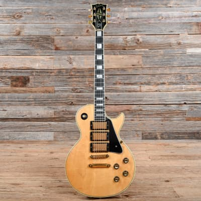 "Gibson Les Paul Custom 3-Pickup ""Norlin Era"" 1970 - 1979"