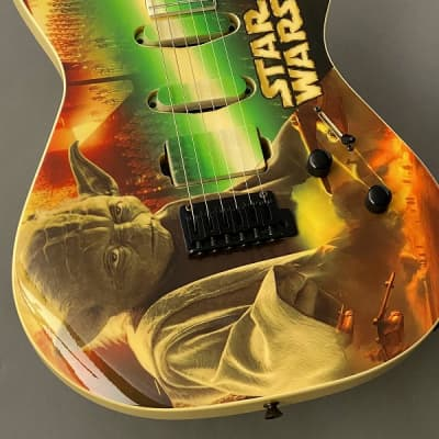 Fernandes Retrorocket Star Wars YODA [GSB019] for sale