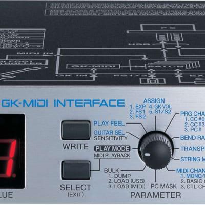 Roland GI20 GK to MIDI Interface