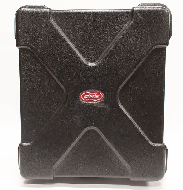 SKB SKB-2219P Hook /& Loop Fastener Pop-Up Case for non-rackmountable mixers etc