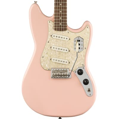 Squier Paranormal Cyclone Shell Pink