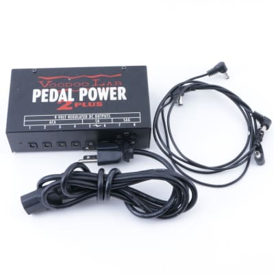 Voodoo Lab Pedal Power 2 Plus Guitar Effects Pedal Power Supply P-07878