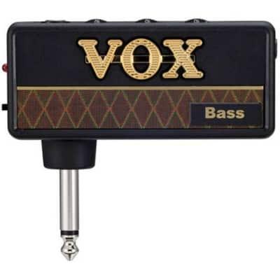 Vox amPlug Bass Battery-Powered Bass Guitar Headphone Amplifier 2008 - 2014