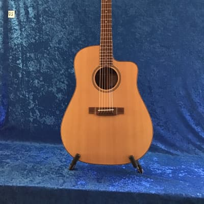 Emerald Bay  dreadnought cutaway acoustic guitar for sale