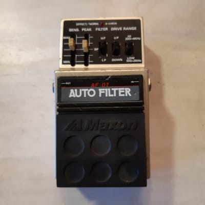 Maxon AF-01 Auto Filter 1990 MIJ for sale