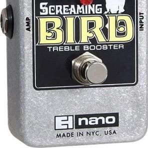 Electro-Harmonix Screaming Bird Treble Booster