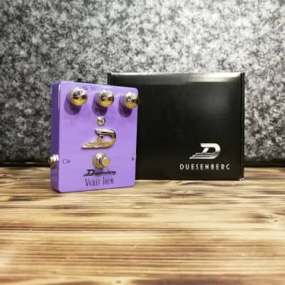 Duesenberg Violet Trem, Tremolo for sale