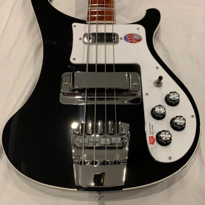 Mint Rickenbacker Rickenbacker 4003 Stereo - Jetglo 2019 - Includes Hardshell Case - FREE SHIPPING! for sale