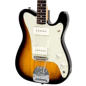 Fender Limited Edition Parallel Universe Jazz Tele 2-Color Sunburst