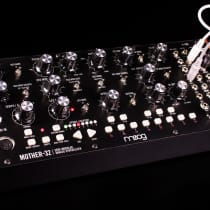 Moog Mother-32 Tabletop / Eurorack Semi-Modular Synthesizer image