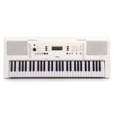 Yamaha EZ-300 61-Key Portable Keyboard with Light-Up Keys