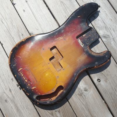 Fender Precision Bass Body 1951 - 1964