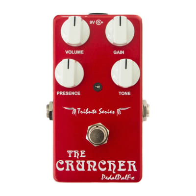 The Cruncher Overdrive - Tribute Series by PedalPalFx