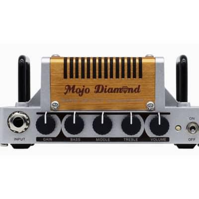 Hotone Audio Mojo Diamond Fender Tweed 5W Mini Amplifier NLA-5