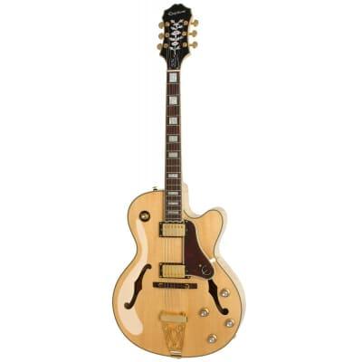 Guitarra Electrica EPIPHONE Emperor Joe Pass II Natural for sale