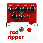 TECH 21 Red Ripper Bass Fuzz CLEARANCE image