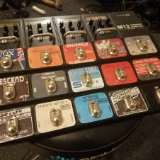 Line 6 M13 Stompbox Modeler With Custom Magnetic Labels