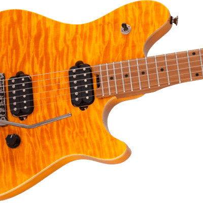 NEW! EVH Wolfgang WG Standard Transparent Amber Baked Maple Neck - Authorized Dealer - Full Warranty for sale