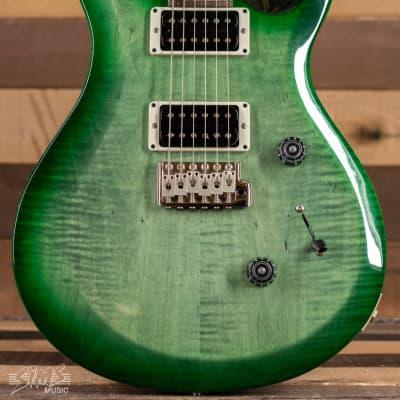 PRS S2 Custom 24, Moss Green, 85/15