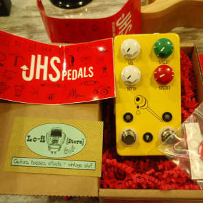 JHS Pedals Honey Comb DeLuxe V2 Dual Speed Tremolo for sale