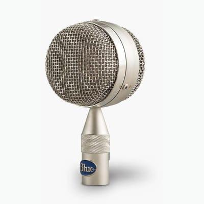Blue Microphones Bottle Cap B10 Retail Kit With Case 988-000007