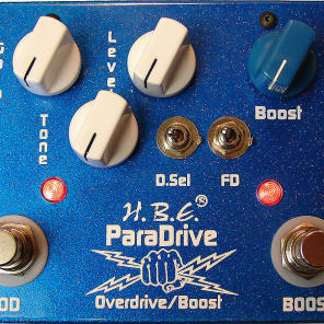 HomeBrew Electronics ParaDrive Overdrive/Boost