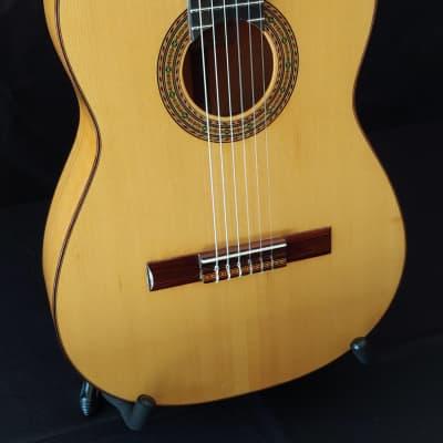 1944 Manuel De La Chica Vintage Flamenco Guitar for sale