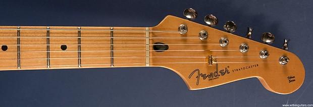 Fender Deluxe Powerhouse Stratocaster 2005 Caramel