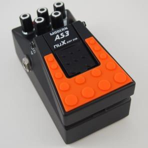 NuX AS-3 Modern Amp Sim