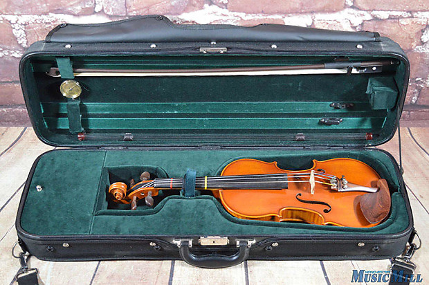 Otto Benjamin ML-300 Series Violin Outfit 4/4 Size