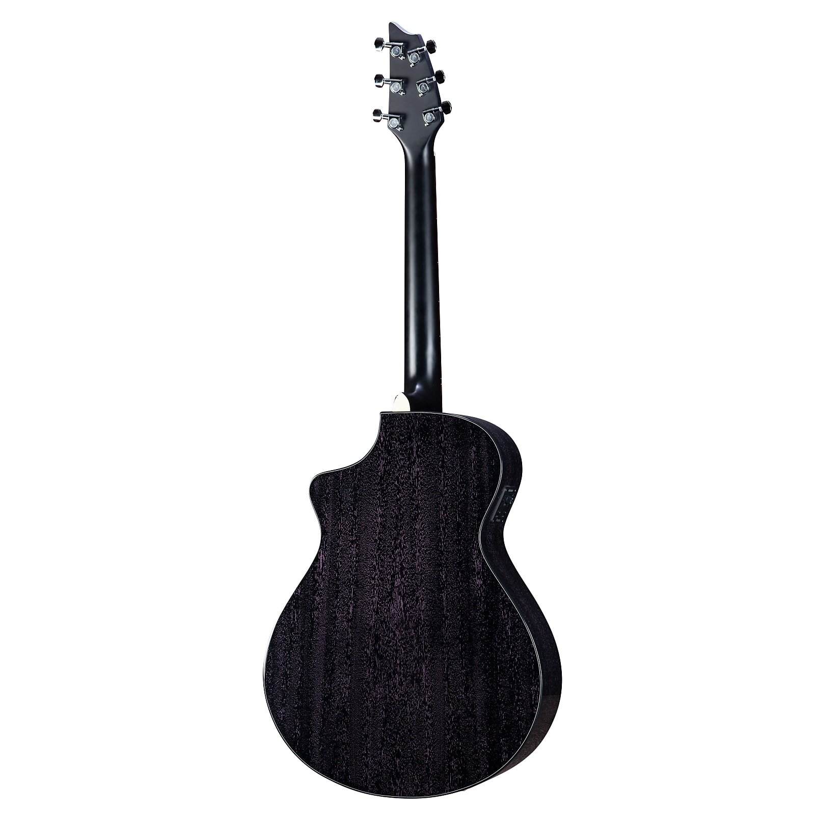 Breedlove Rainforest S Concert Orchid CE African mahogany