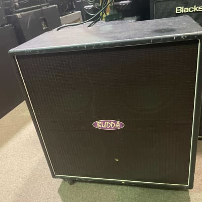 Budda 1210 [2x12, bottom, closed-back + 2x10, top, open-back] Guitar Speaker Cabinet - Local Pickup Only for sale
