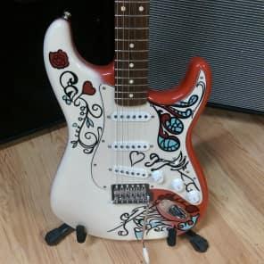 Fender Jimi Hendrix Monterey Stratocaster 2017 for sale