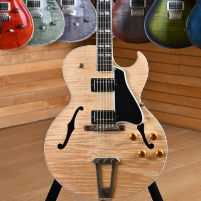 Gibson Memphis ES-175 Figured Natural for sale