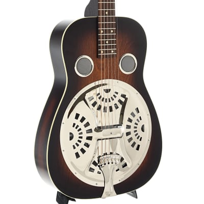 Beard Deco-Phonic Model 57 Squareneck Resonator Guitar & Case for sale